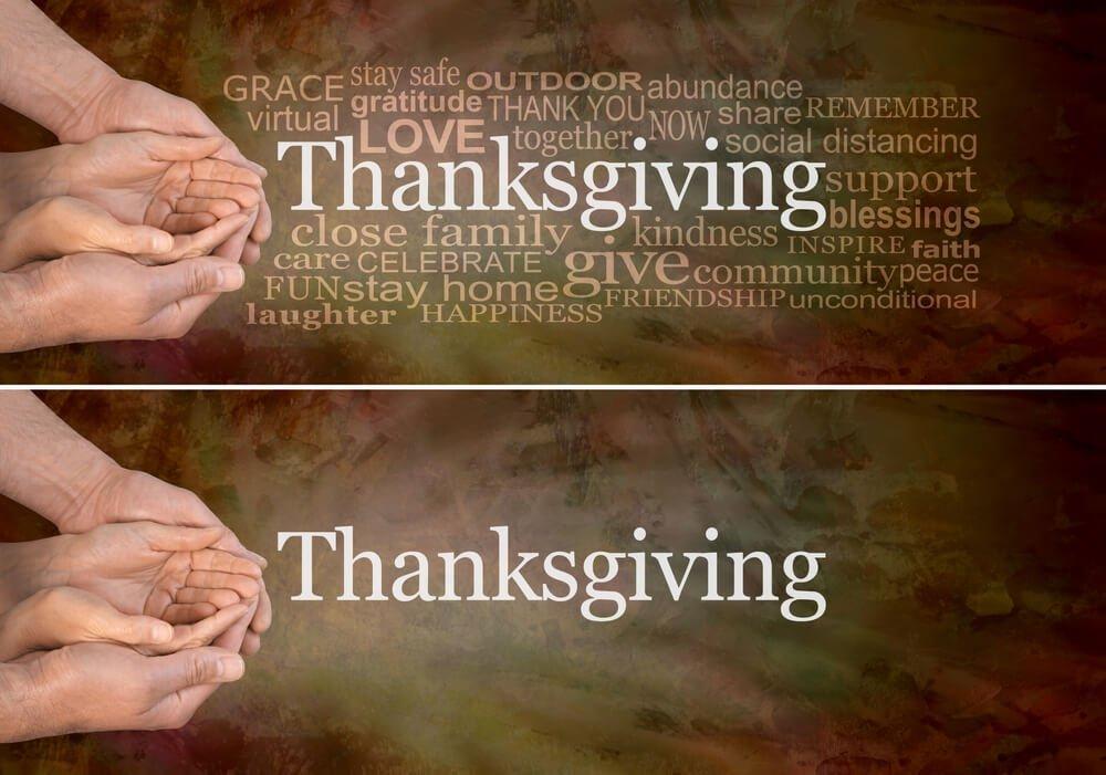 thanksgiving dinner family