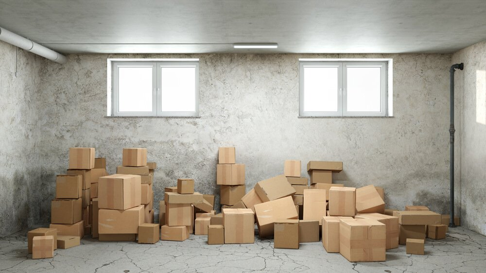 3 Things You Should Never Store in Your Basement